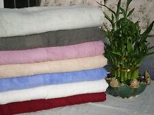 100% Bamboo Towels 6 pcs, 2 bath towels, 2 bath towels, 2 washcloths