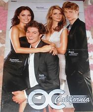 The O.C. California TV Show - Magazine Vintage Poster (A3)