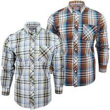 Camisas y polos de hombre de manga larga Ben Sherman de poliéster