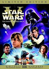 Star Wars V Empire Strikes Back DVD Limited Edition Slim disc UK Release New R2