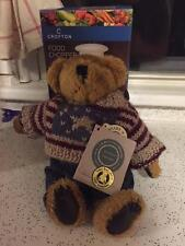 "Nwt Boyds Bears ""Eddie Bean Bauer"" Retired"