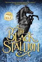 THE BLACK STALLION - FARLEY, WALTER - NEW PAPERBACK BOOK