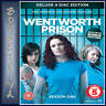 WENTWORTH PRISON - COMPLETE SERIES SEASON 1 - DELUXE EDITION **BRAND NEW DVD  **
