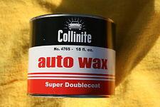 18 OZ Collinite #476S SuperDoubleCoat Wax FACTORY FRESH