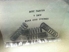 Vintage Original Tamiya Rear Coil Spring # Y2818