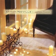 CHRISTMAS PRAYER Aaron Neville CD EMI Gospel Chritian Music Group