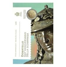2 euros conmemorativa/especial moneda san marino 2016 Donatello