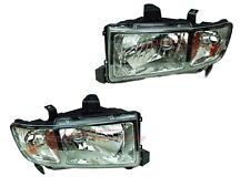 For 2006-2008 Honda Ridgeline Pickup Head Lights Driver /& Passenger Side LH+RH