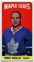 1964/65 Topps Tall Boy Red Kelly Card #44 Toronto Maple Leafs