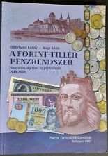 Leanyfalusi: Hungarian Coin and Banknote Catalog 1946-2006. New!!