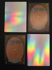 4x FOIL Proxy Blank Cards - Magic the Gathering - Create any MTG Playset!