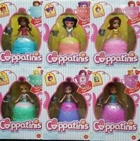 Cuppatinis Doll - Teacup Flips To Doll - 6 Different Listed - New in Packaging