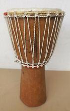 Afrikanische Hartholz Trommel,Drum,Bongo,Percussion,Jembes 60cm x 29cm