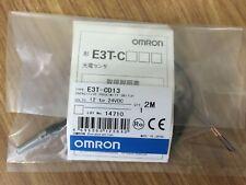 1 pcs  OMRON  E3T-CD13  photoelectric sensor