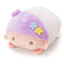 Sanrio Little Twin Stars Mocchirimameputi Plush stuffed Doll(KiKi)
