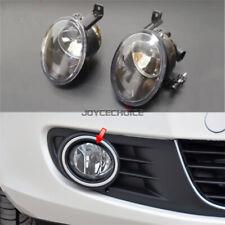 2x For VW Jetta MK6 Golf 6 EOS Touran Tiguan Beetle Halogen Front Fog Light Lamp