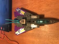 Vintage 1980's G1 Plane Transformers Robot in great shape