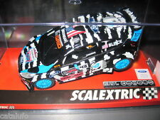 Scx Réf. A10157s300 Ford Fiesta Rs WRC Bloc Scalextric 1/32 Neuf
