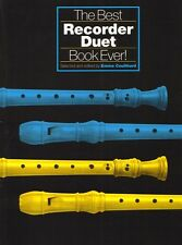 The Best Recorder Duet Book Ever 33 Duette für Blockflöte Noten