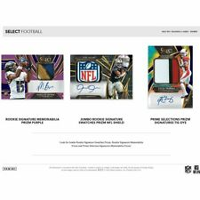 DENVER BRONCOS 2019 PANINI SELECT FOOTBALL 4 BOX 1/3 CASE BREAK #1