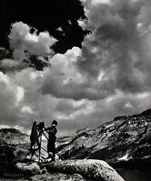 1937/63 EDWARD WESTON Photographer By ANSEL ADAMS Vintage Yosemite Photo Gravure