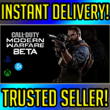 Call of Duty COD Modern Warfare_BETA PS4 XBOX ONE PC Worldwide INSTANT DELIVERY!