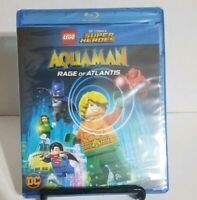 LEGO DC Super Heroes: Aquaman: Rage of Atlantis (Blu-Ray) NEW