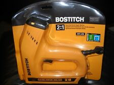 Bostitch BTE550Z Heavy-duty Electric 2-in-1 Staple & Nail Gun NEW