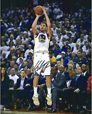 Klay Thompson Golden State Warriors - Autographed 8x10 Photo (RP)