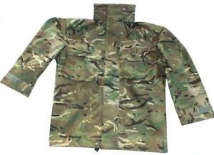 British Army MTP MVP Goretex Jacket Waterproof Genuine Heavy Issue Brand New