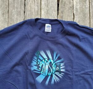 Phish band T Shirt XXL Tour 2010 Joy