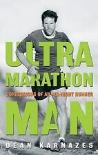 Dean Karnazes~ULTRA MARATHON MAN~SIGNED~1ST/DJ~NICE COPY