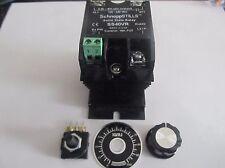 40A SSVR w/ potentiometer, knob and heat sink 0-240v 1 YEAR WARRANTY!!!