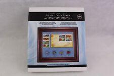 2005 Canada Post: Commemorative Fishing Flies Stamp Set - Framed Art