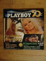 Playboy PC CDrom Celebrates 50 years of Playboy | Ultimate Collector CD