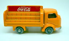 Matchbox RW 37a coca cola Truck naranja 1. versión rare grises plástico ruedas Top