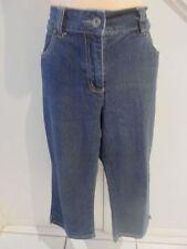 Rockmans Cotton Capri, Cropped Jeans for Women