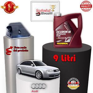 KIT FILTRO CAMBIO AUTOMATICO E OLIO AUDI A6 II 2.5 TDI 120KW 2004 -> 2005 113390