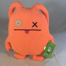 Uglydoll Plush Classic OX NEW with tags Peach 🍑 Orange 🍊