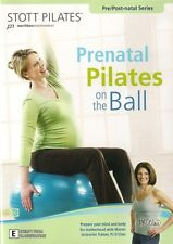 STOTT PILATES Prenatal Pilates On The Ball DVD NEW