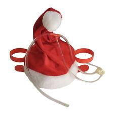 Trinkhelm Weihnachtsmütze Bierhelm Weihnachten Saufhelm Zipfelmütze Party