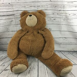 Vermont Teddy Bear Stuffed Animal Brown 4 Feet 48 Inches Comapny Toy Plush