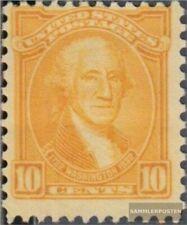 U.S. 345 with hinge 1932 George Washington