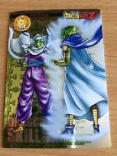 Carte Dragon Ball Z DBZ Skill Card Collection Part 2 #S14 Foil ENSKY 2006