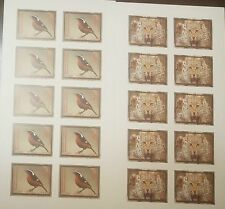 L) 2015 GEORGIA, ANIMALS, BIRDS, LEOPARD, NATURE, FAUNA, BLOCK