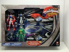 Bandai Power Rangers Operation Overdrive Mega Vehicle Set B 2006 - Disney Store
