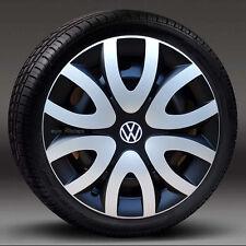 "4x16"" wheel trims, Hub Caps, Covers to fit Vw TRANSPORTER T5,Passat,Touran"