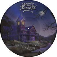 King Diamond - Them [New Vinyl LP] Ltd Ed, Picture Disc