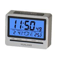 Orologio Sveglia Digitale da comodino/tavolo Funzione Snooze, Temperatura, Data