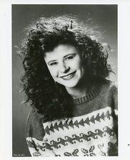 TRACEY ULLMAN SMILING PORTRAIT THE TRACEY ULLMAN SHOW ORIGINAL 1987 FOX TV PHOTO